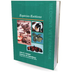 Livro - Medicina Veterinária - Espécies Exóticas