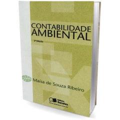 Livro - Contabilidade Ambiental