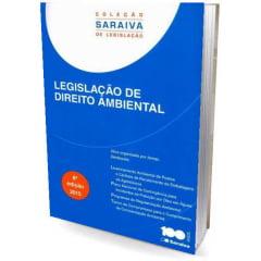 Livro Legislação de Direito Ambiental