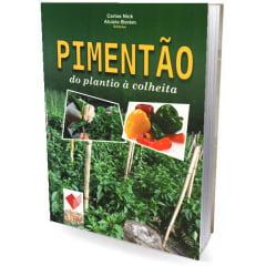 livro - pimentão do plantio a colheita
