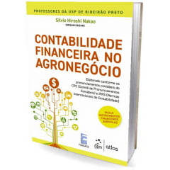 Livro Contabilidade Financeira no Agronegócio