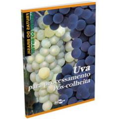 Livro - Uva Processamento Pós-colheita