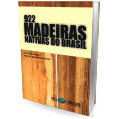 Livro 922 Madeiras Nativas do Brasil