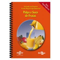 Livro - Polpa e Suco de Frutas