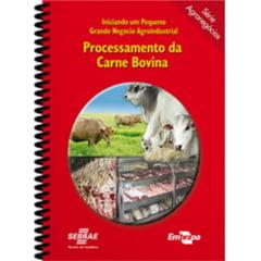 Livro - Processamento da Carne Bovina