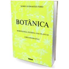 Livro Botânica - Morfologia Externa das Plantas
