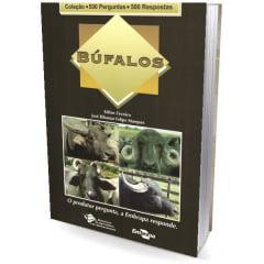 Livro - Búfalos - 500 perguntas / 500 respostas