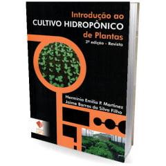 Livro Introdução ao Cultivo Hidropônico de Plantas, livro hidroponia