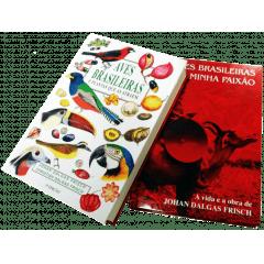 Livro - Aves Brasileiras e Plantas que as Atraem