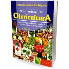Livro - Novo Manual de Olericultura