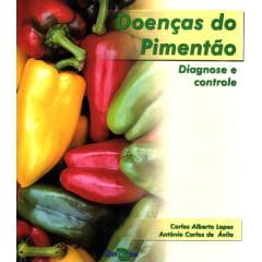 Livro Doenças do Pimentão - Diagnose e Controle