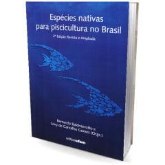 Livro - Espécies Nativas para Piscicultura no Brasil