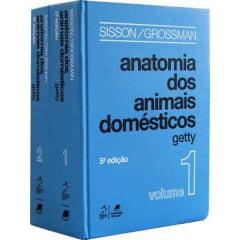 Livro - Anatomia dos Animais Domésticos - 2 Volumes
