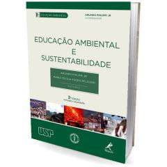 Livro - Educação Ambiental e Sustentabilidade