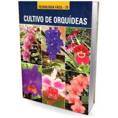 Livro - Cultivo de Orquídeas