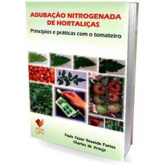 Livro - Adubação Nitrogenada de Hortaliças