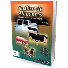 Livro - Análise de Alimentos - Métodos Químicos e Biológicos