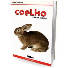 Livro - Coelho - Criação Caseira, Ed. Revista