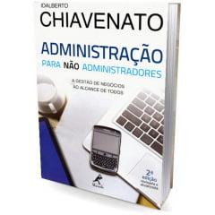Livro - Administração para não Administradores