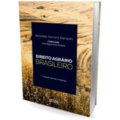 Livro Direito Agrário Brasileiro | Agrolivros | Direito Agrário e Ambiental