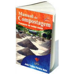 Livro - Manual de Compostagem - Processo de Baixo Custo