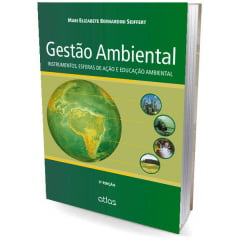 Livro - Gestão Ambiental: Instrumentos, Esferas de Ação e Educação Ambiental