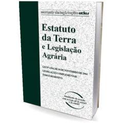 Livro Estatuto da Terra e Legislação Agrária