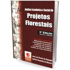 Livro Análise Econômica e Social de Projetos Florestais