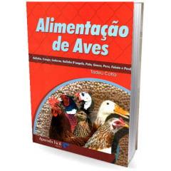Livro - Alimentação de Aves