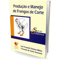 Livro - Produção e Manejo de Frangos de Corte