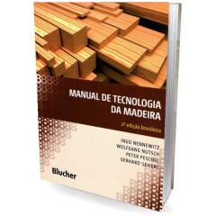 Livro - Manual de Tecnologia da Madeira