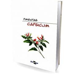 Livro Pimentas Capsicum