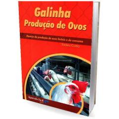 Livro - Galinha - Produção de Ovos
