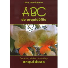Livro - ABC do Orquidófilo