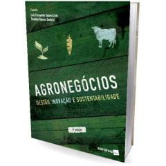 Livro - Agronegócios - Gestão , Inovação e Sustentabilidade