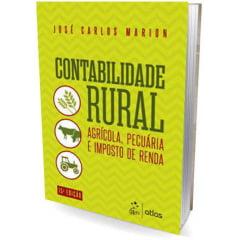 Livro - Contabilidade Rural - Agrícola, Pecuária e Imposto de Renda