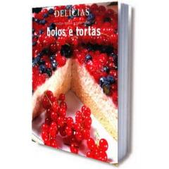 Livro Bolos e Tortas - Série Delícias