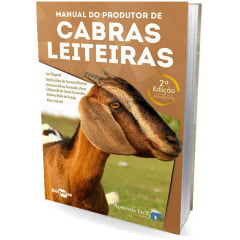 Livro - Manual do Produtor de Cabras Leiteiras
