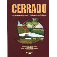 Livro - Cerrado - Uso Eficiente de Corretivos e Fertilizantes em Pastagens