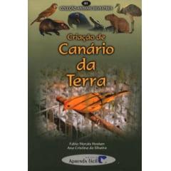 Livro - Criação de Canário da Terra