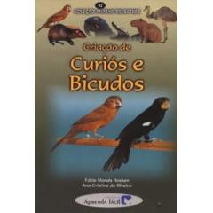 Livro - Criação de Curiós e Bicudos