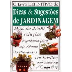Livro - Dicas & Sugestões de Jardinagem