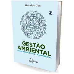 Livro - GESTÃO AMBIENTAL - Responsabilidade Social e Sustentabilidade