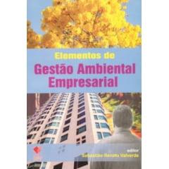 Livro - Elementos de Gestão Ambiental Empresarial
