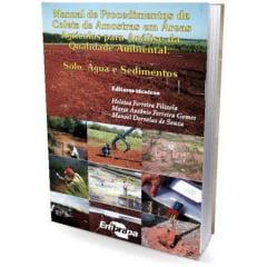 Livro - Manual de Procedimentos de Coleta de Amostras em Áreas Agrícolas para Análise da Qualidade Ambiental