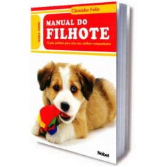 Livro - Manual do Filhote - Cãozinho Feliz
