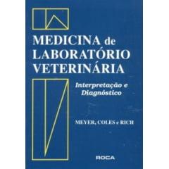 Livro Medicina de Laboratório Veterinária