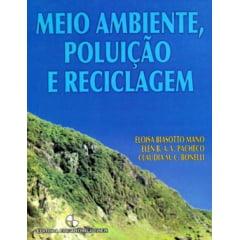 Livro Meio Ambiente, Poluição e Reciclagem
