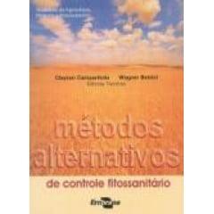 Livro Métodos Alternativos de Controle Fitossanitário