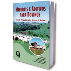 Livro Minerais e Aditivos para Bovinos